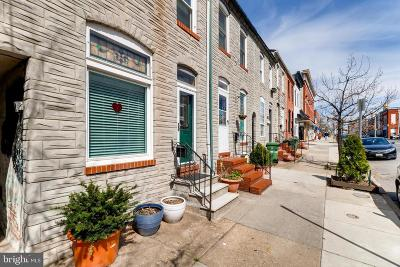 Baltimore Townhouse For Sale: 2216 Eastern Avenue