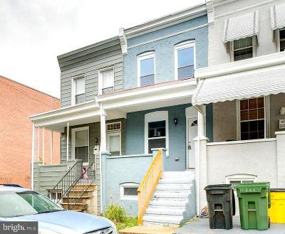 Hampden Townhouse For Sale: 3333 Elm Avenue