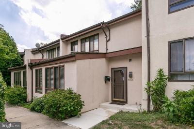 Baltimore City Townhouse For Sale: 4418 Roland Springs Drive