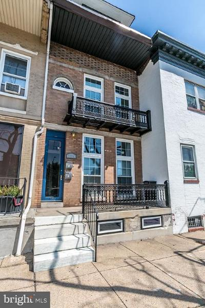 Baltimore Townhouse For Sale: 3520 Bank Street