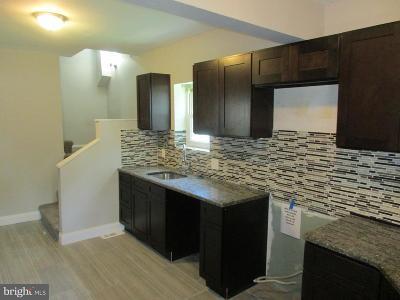 Baltimore Single Family Home For Sale: 3317 Devonshire Drive