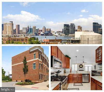 Baltimore Townhouse For Sale: 1418 Lowman Street