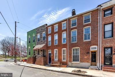 Baltimore Townhouse For Sale: 1534 Riverside Avenue
