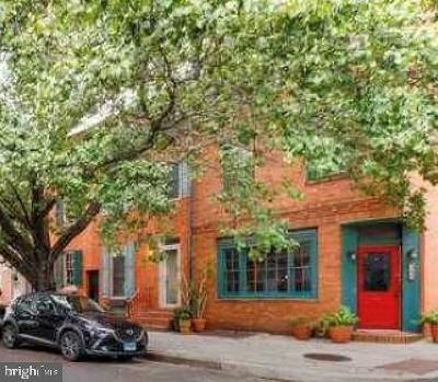 Baltimore Townhouse For Sale: 1918 Bank Street