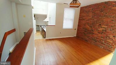 Baltimore Townhouse For Sale: 914 W Lombard Street