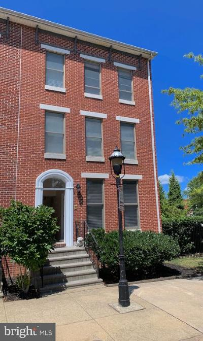Baltimore Townhouse For Sale: 240 Robert Street