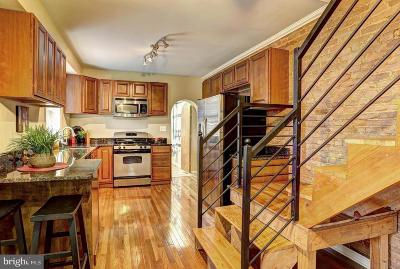 Baltimore City Townhouse For Sale: 1401 Race Street