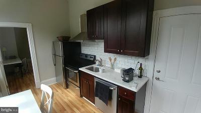 Mount Vernon Rental For Rent: 1300 Calvert Street N #2