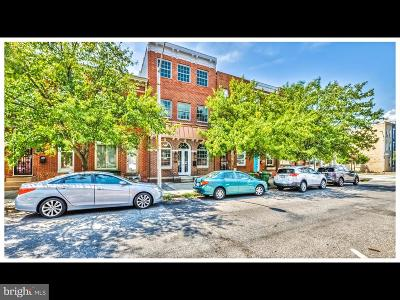 Canton, Canton Company, Canton Cove, Canton East, Canton, Patterson Park, Canton/Brewers Hill, Canton/Lighthouse Landing Townhouse For Sale: 1008 S Kenwood Avenue