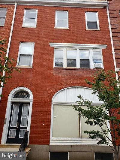 Mount Vernon Rental For Rent: 202 W Monument Street