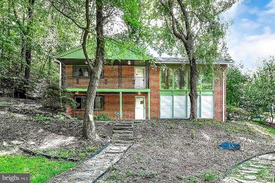 Baltimore City Single Family Home For Sale: 2311 Cross Country Boulevard