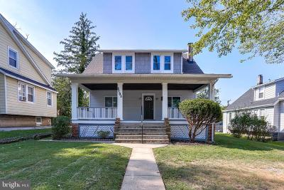 Baltimore Single Family Home For Sale: 3105 Rosalie Avenue