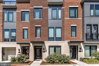 Baltimore City Townhouse For Sale: 1242 Richardson Street