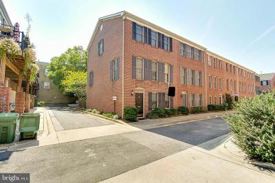Baltimore Townhouse For Sale: 5 W Churchill Street