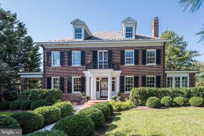 Guilford, Guilford/Jhu Single Family Home For Sale: 3810 Greenway