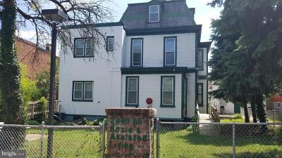 Baltimore Single Family Home For Sale: 2449 Shirley Avenue