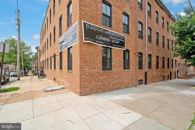 Baltimore City Rental For Rent: 3233 O'donnell Street #302