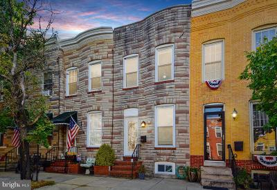 Baltimore MD Townhouse For Sale: $259,000