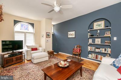 Federal Hill Townhouse For Sale: 134 W Fort Avenue