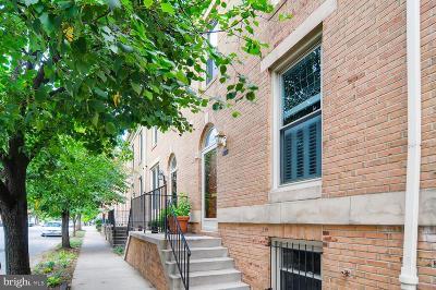 Baltimore Townhouse For Sale: 2919 Elliott Street