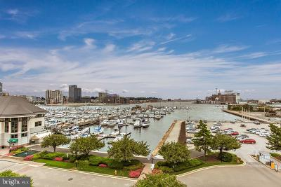 Baltimore Townhouse For Sale: 1288 Harbor Island Walk