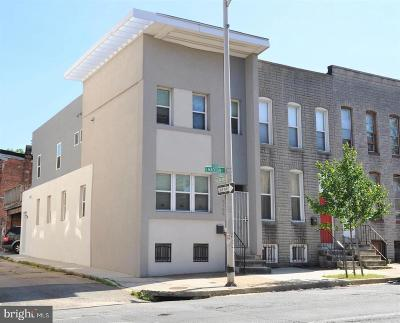 Baltimore City Rental For Rent: 2105 E Madison Street #ROOM1