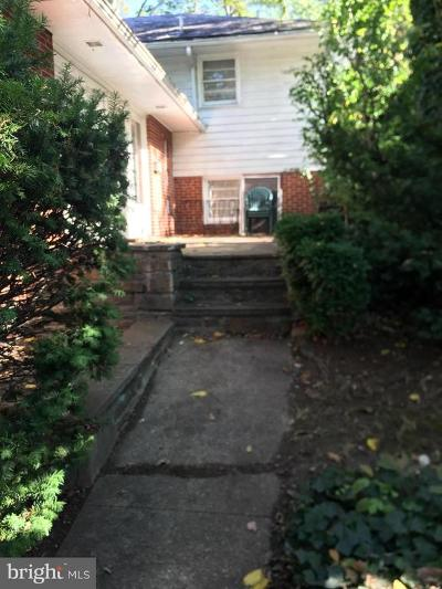Baltimore Single Family Home For Sale: 4109 Westview Road