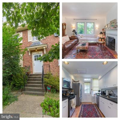Baltimore Townhouse For Sale: 3939 Cloverhill Road