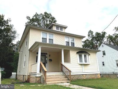 Baltimore Single Family Home For Sale: 3803 N Rogers Avenue