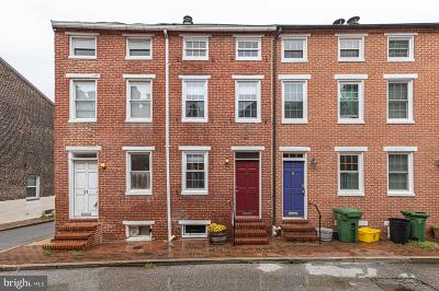 Federal Hill Townhouse For Sale: 30 E Hamburg Street