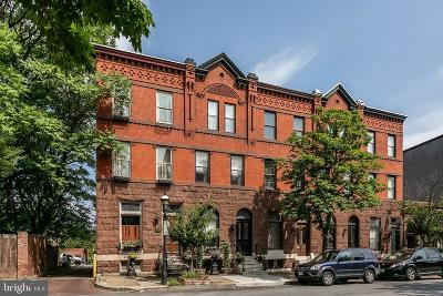 Baltimore Townhouse For Sale: 222 Laurens Street