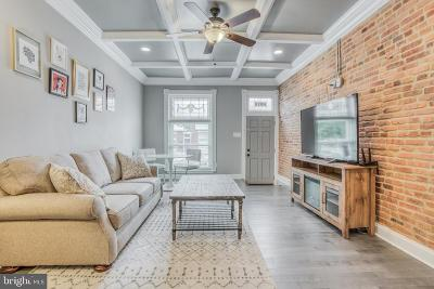 Baltimore Townhouse For Sale: 731 S Linwood Avenue
