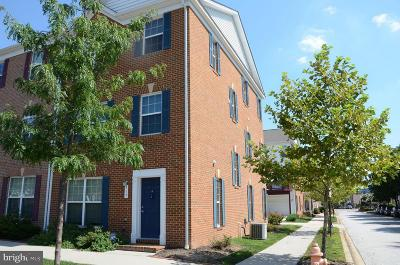 Baltimore Townhouse For Sale: 317 Parkin Street