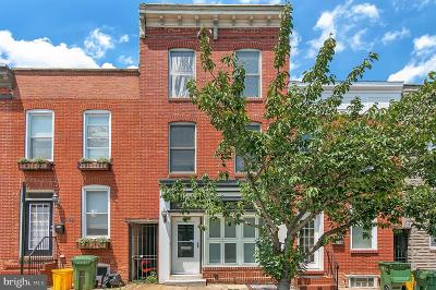 Baltimore City Rental For Rent: 2536 Foster Avenue