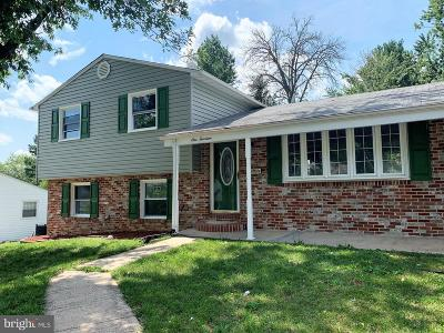 Lutherville Timonium Single Family Home For Sale: 114 Ardoon Road