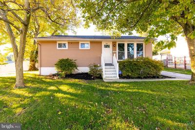 Randallstown Single Family Home For Sale: 8615 Dovedale Road