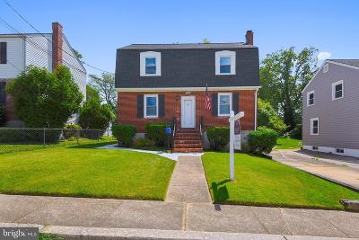 Baltimore Single Family Home For Sale: 8705 School Road