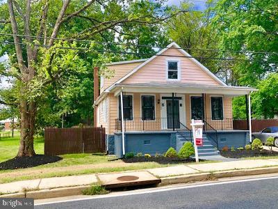 Baltimore Single Family Home For Sale: 4900 Patterson Avenue