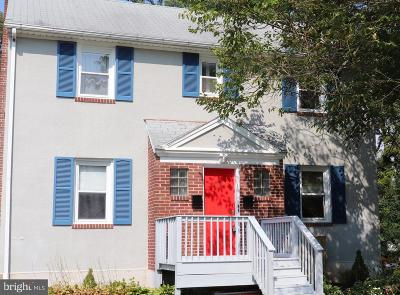 Halethorpe Single Family Home For Sale: 5507 Ashbourne Road