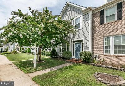 Baltimore County Townhouse For Sale: 8840 Fox Circle