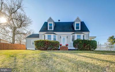 Halethorpe Single Family Home For Sale: 4019 Old Washington Road