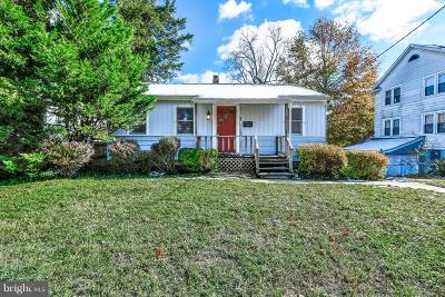 Baltimore Single Family Home For Sale: 1 Kenwood Avenue