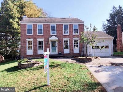 Baltimore County Single Family Home For Sale: 9119 Satyr Hill Road