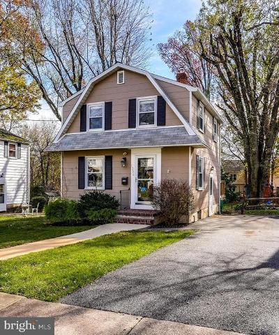Baltimore County Single Family Home For Sale: 1335 Brook Road