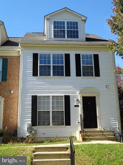 Owings Mills Townhouse For Sale: 9775 Bon Haven Lane