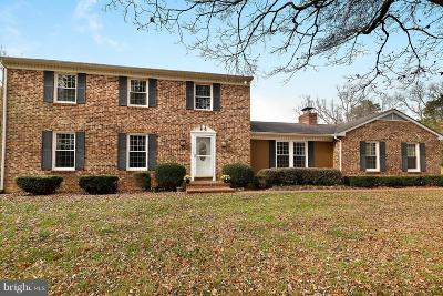 Baltimore County Single Family Home For Sale: 13612 Brookline Road