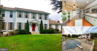 Baltimore County Single Family Home For Sale: 11016 Pfeffers Road