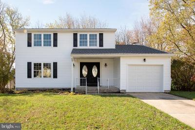 Baltimore Single Family Home For Sale: 9001 Moonstone Road
