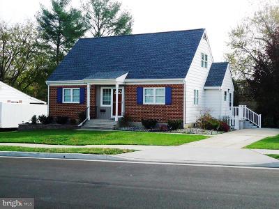 Baltimore Single Family Home For Sale: 6109 Burnt Oak Road