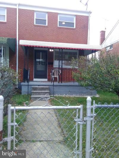 Baltimore County Rental For Rent: 8311 Kavanagh Road